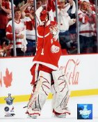 Chris Osgood Game 1 Star 2008 Stanley Cup LIMITED STOCK Red Wings 8x10 Photo