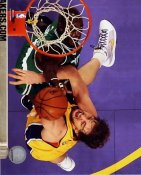 Pau Gasol 2008 Finals Game 3 Los Angeles Lakers 8x10 Photo LIMITED STOCK
