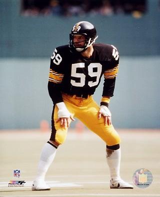 Jack Ham Pittsburgh Steelers 8x10 Photo