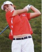Han Hee Won 8X10 Golf Photo