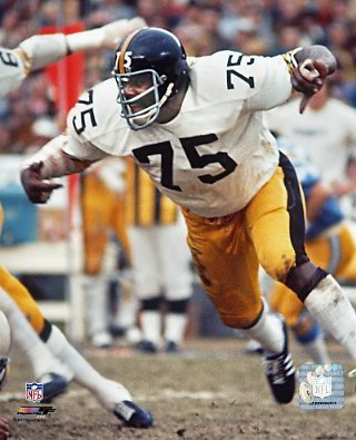 Joe Greene Pittsburgh Steelers SATIN 8x10 Photo