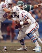 Earl Campbell Houston Oilers LIMITED STOCK 8X10 Photo