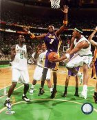 Paul Pierce Game 6 Finals 2008 LIMITED STOCK Celtics 8X10 Photo