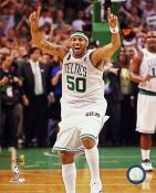 Eddie House 2008 Championship LIMITED STOCK Boston Celtics 8X10 Photo