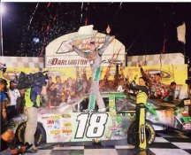 Kyle Busch 2008 Racing 8x10 Photo LIMITED STOCK