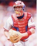 Chris Coste Philadelphia Phillies 8X10 Photo