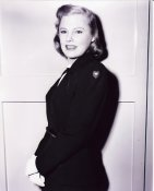 June Allyson 8X10 Photo