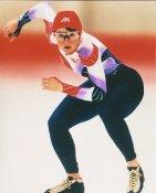 Bonnie Blair  Speed Skater 8X10 Photo LIMITED STOCK