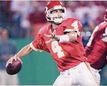 Brodie Croyle Kansas City 8X10 Photo