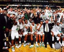 Team Celebration 2008 Champs Boston Celtics 8X10 Photo LIMITED STOCK