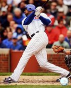 Derrek Lee LIMITED STOCK Chicago Cubs 8X10 Photo