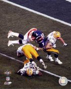 John Elway Super Bowl 32 Denver Broncos SATIN 8X10 Photo