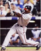 Brandon Jones Atlanta Braves 8X10 Photo