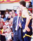 Digger Phelps Notre Dame Coach 8X10 Photo