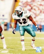 Merlon Greenwood G1 OUT OF PRINT Dolphins 8X10 Photo