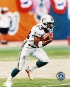 Albert Johnson G1 OUT OF PRINT Dolphins 8X10 Photo