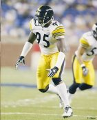 Alonzo Jackson G1 OUT OF PRINT Steelers 8X10 Photo