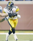 Mike Logan G1 OUT OF PRINT Steelers 8X10 Photo
