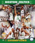 Celtics 2008 Champs Boston Limited Edition 8X10 Photo