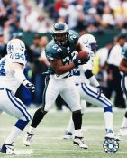 Duce Staley Eagles G1 OUT OF PRINT  8X10 Photo