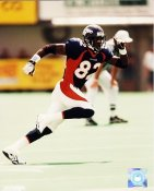 Marcus Nash G1 OUT OF PRINT Broncos 8X10 Photo