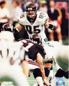 Bryce Paup G1 OUT OF PRINT Jaguars 8X10 Photo