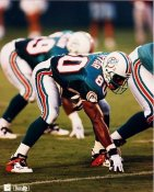 Irving Fryar G1 OUT OF PRINT Dolphins 8X10 Photo