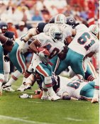 Irving Spikes G1 OUT OF PRINT Dolphins 8X10 Photo