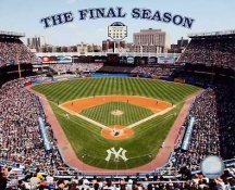 E3 Yankee Stadium 2008 Final Season 8X10 Photo