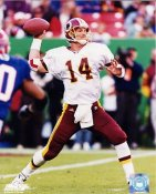 Brad Johnson G1 OUT OF PRINT Redskins 8X10 Photo