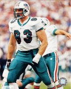 Trace Armstrong G1 OUT OF PRINT Dolphins 8X10 Photo