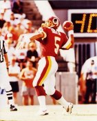 Heath Shuler G1 OUT OF PRINT Redskins 8X10 Photo