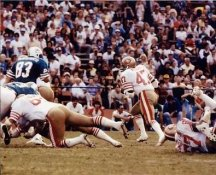 Don Woods G1 OUT OF PRINT 49ers 8X10 Photo