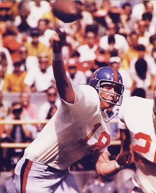 Archie Manning Missisippi Ole Miss 8X10 Photo