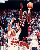 Harold Miner G1 OUT OF PRINT Heat 8X10 Photo