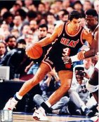 Ronnie Seikaly G1 OUT OF PRINT Heat 8X10 Photo