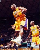 Karl Malone G1 OUT OF PRINT Lakers 8X10 Photo