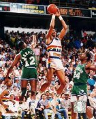 Alex English G1 OUT OF PRINT Nuggets 8X10 Photo