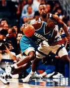 Larry Johnson G1 OUT OF PRINT Bobcats 8X10 Photo