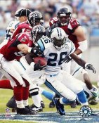 Deshawn Foster G1 OUT OF PRINT Panthers 8X10 Photo