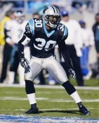 Mike Minter G1 OUT OF PRINT Panthers 8X10 Photo