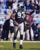 Michael Rucker G1 OUT OF PRINT Panthers 8X10 Photo
