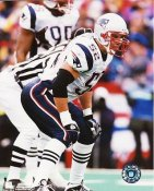 Ted Johnson G1 OUT OF PRINT Patriots 8X10 Photo
