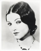 Myrna Loy 8X10 Photo