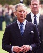 Prince Charles 8X10 Photo