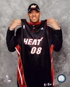 Michael Beasley Draft Day Miami Heat 8X10 Photo LIMITED STOCK