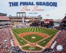 N2 Shea Stadium The Final Season New York Mets LIMITED STOCK 8X10 Photo