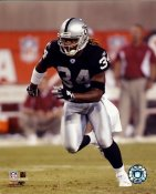 Ray Buchannon Oakland Raiders 8X10 Photo