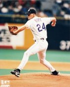 Ryan Rupe G1 OUT OF PRINT Devil Rays 8X10 Photo