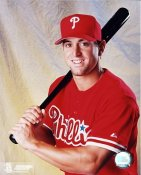 Nick Punto G1 OUT OF PRINT Phillies 8X10 Photo